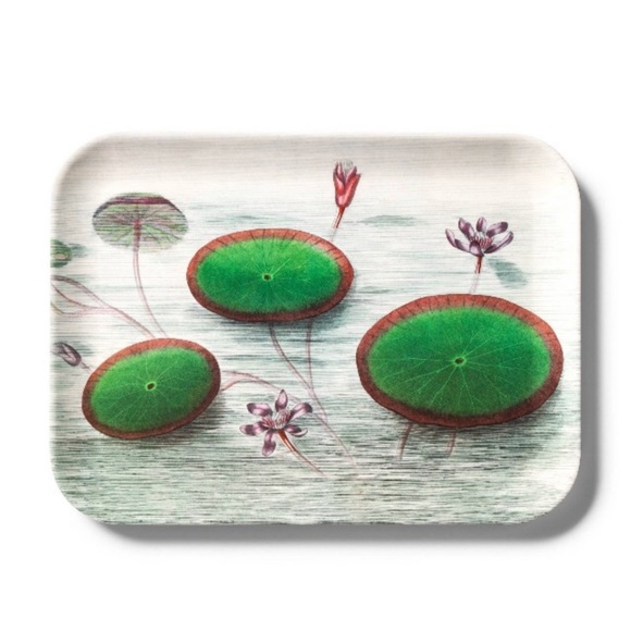 John Derian for Target Lily Pad Serving Tray
